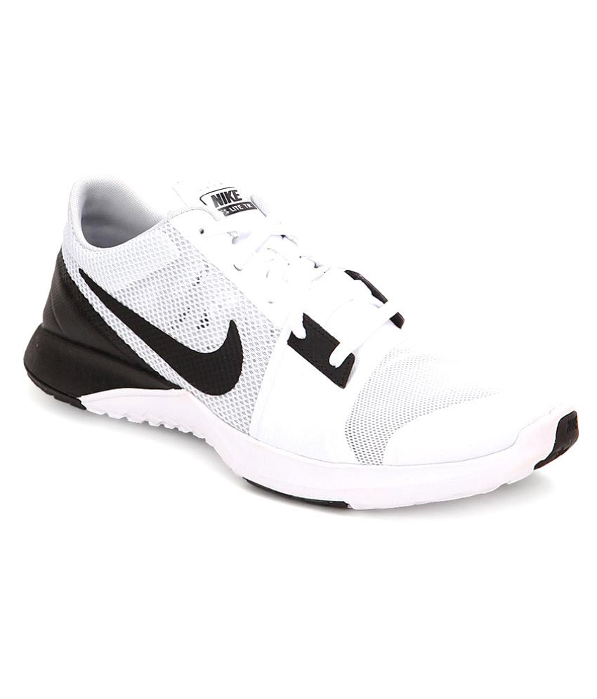 Folleto fusible Omitir  Nike NX-NI_807113-100_7 White Running Shoes - Buy Nike NX-NI_807113-100_7  White Running Shoes Online at Best Prices in India on Snapdeal