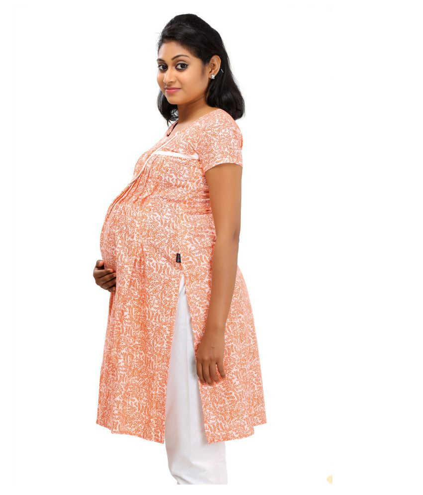 Buy ziva maternity wear pink cotton tops online at best prices in ziva maternity wear pink cotton tops ziva maternity wear pink cotton tops ombrellifo Images