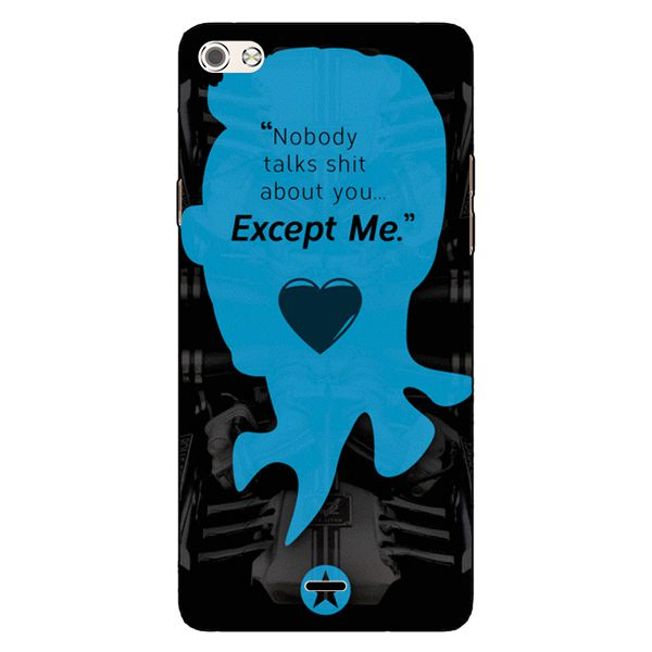 Micromax Canvas Silver 5 Printed Cover By 1 Crazy Designer