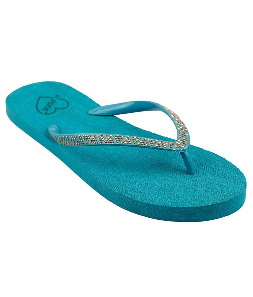 f6f89b170258b Flipside Womens Soul Green Slippers Price in India- Buy Flipside Womens  Soul Green Slippers Online at Snapdeal