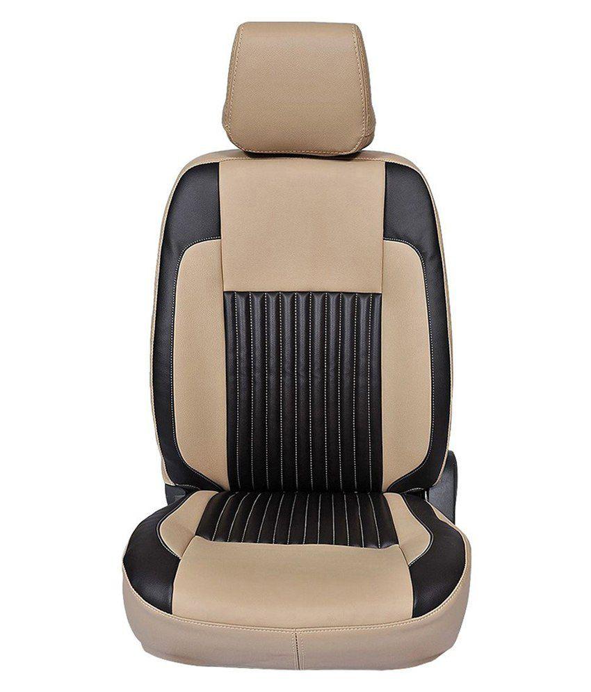 KVD Autozone Beige Car Seat Covers