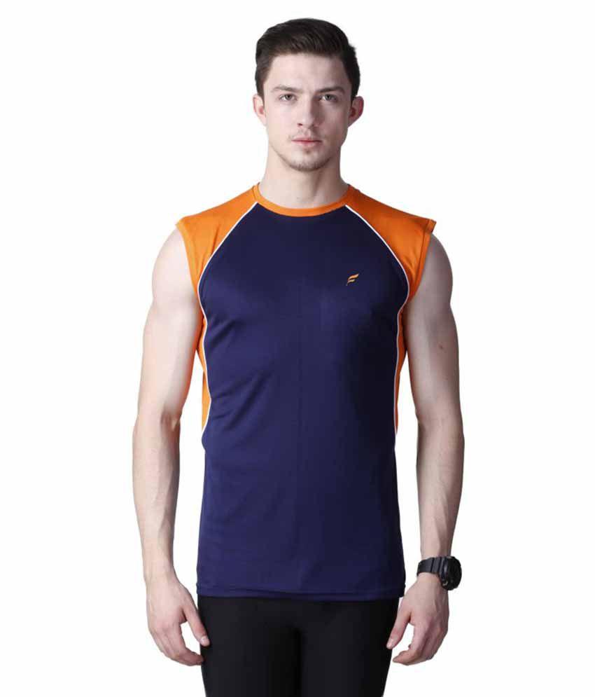 Flingr Navy T-Shirt