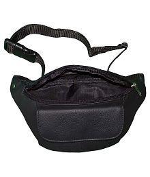 Style 98 45033IA Black Waist Bag