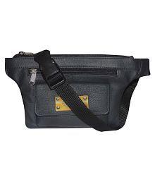 Style 98 5021IA Black Waist Bag