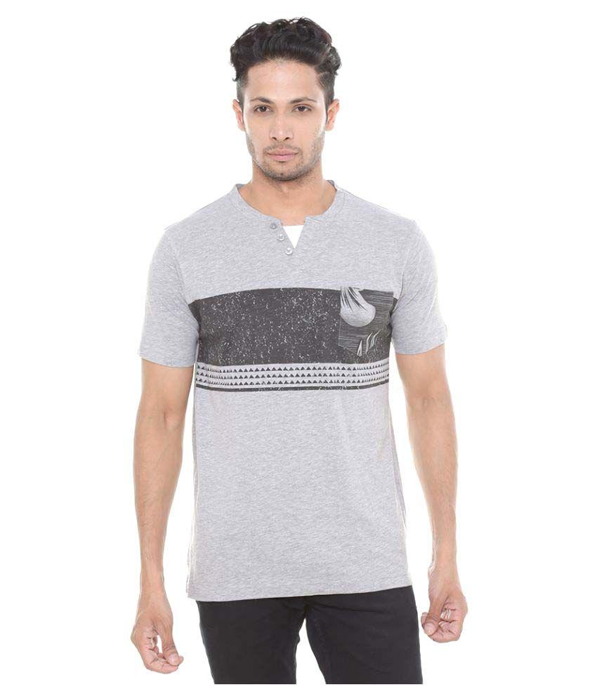 Wexford Grey Round T-Shirt