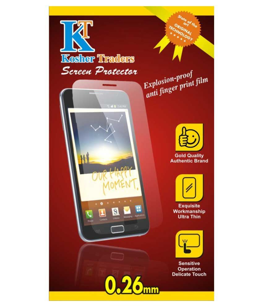 Micromax Canvas Juice 2 Tempered Glass Screen Guard By Doyen Creations