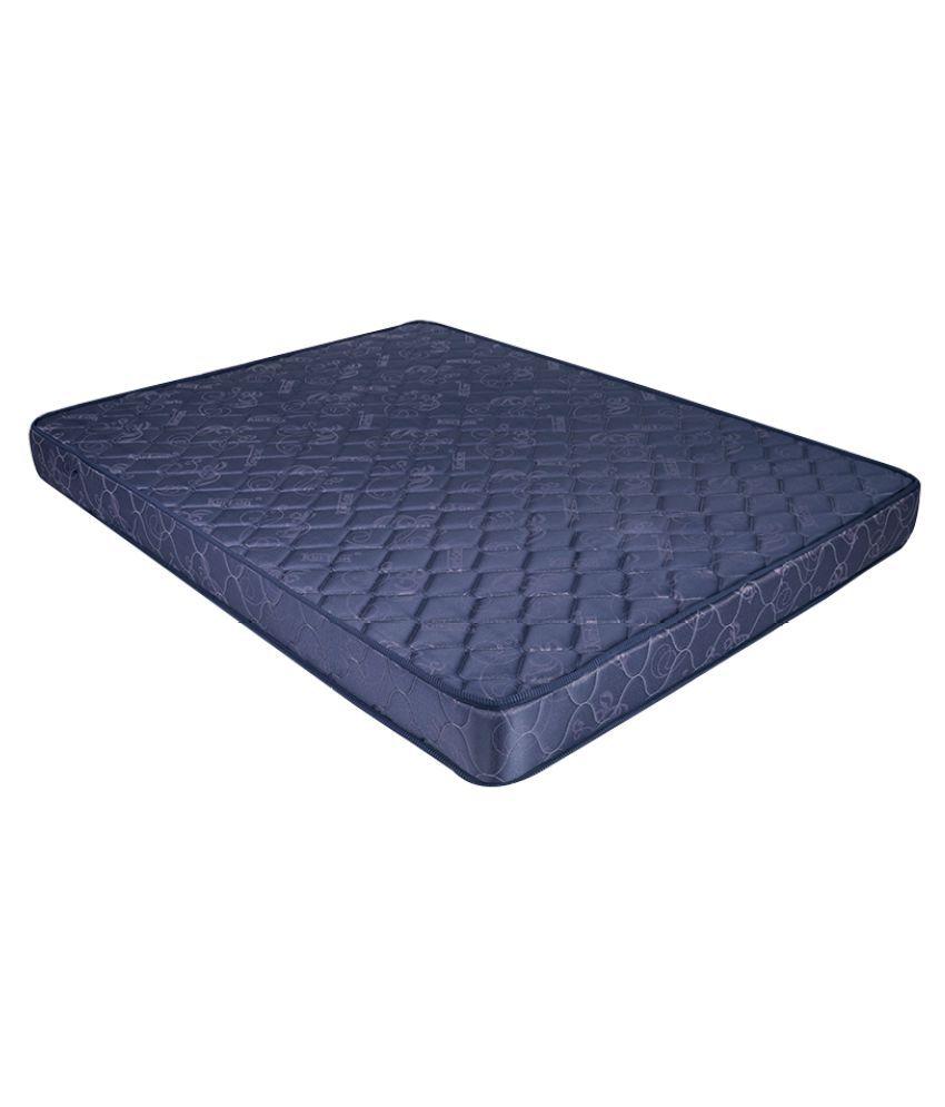 kurlon woodz bedroom set queen size bed with mattress two door