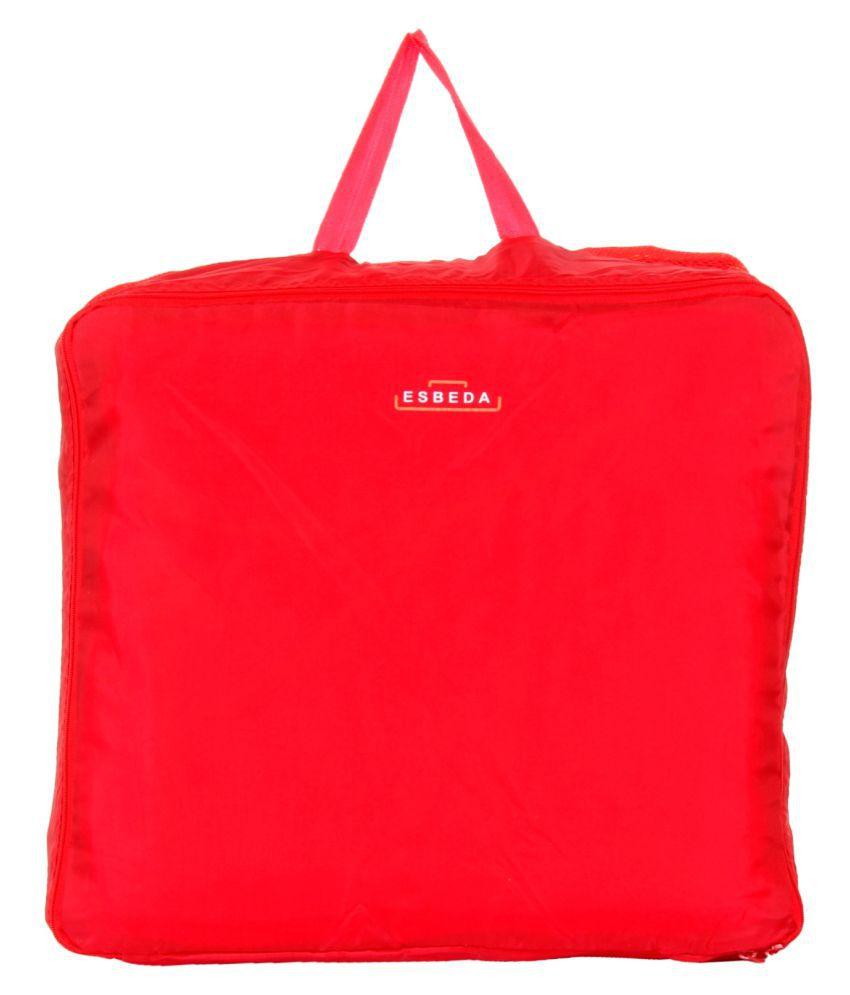 Esbeda Red Travel kits - 5 Pcs