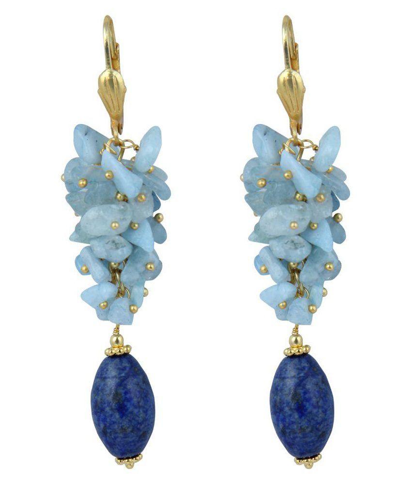 Pearlz Ocean Multicolor Earring