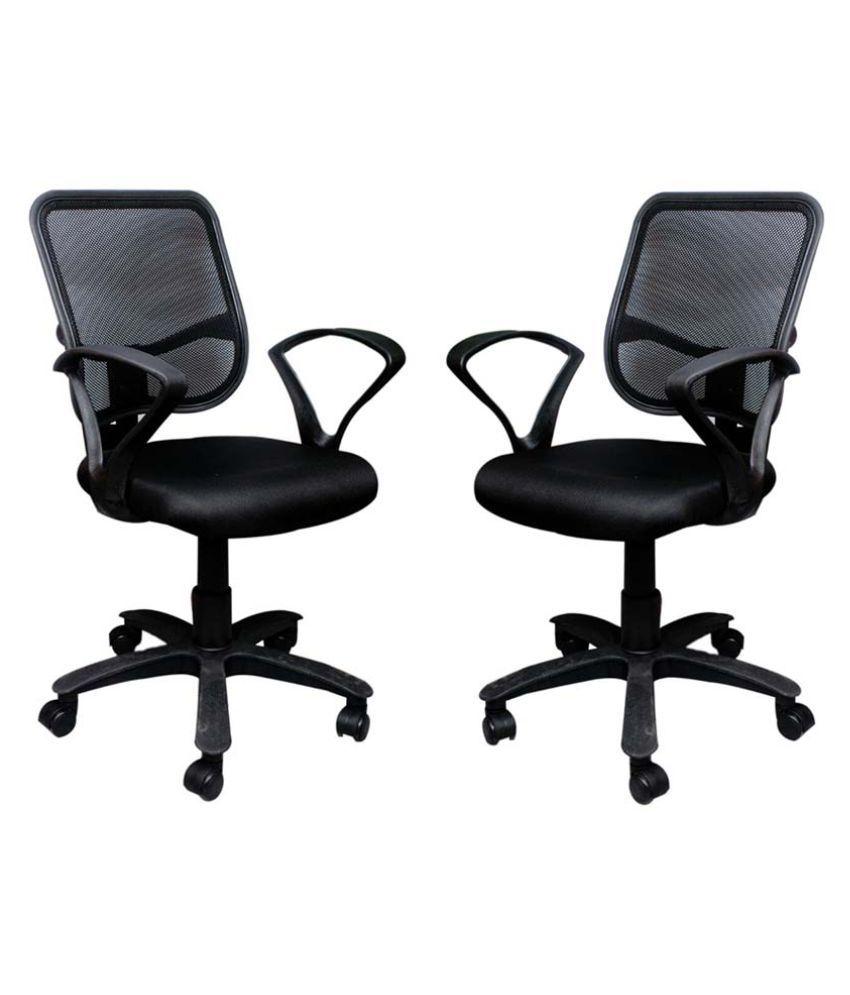 Kv Industries Trax Office Chair Set