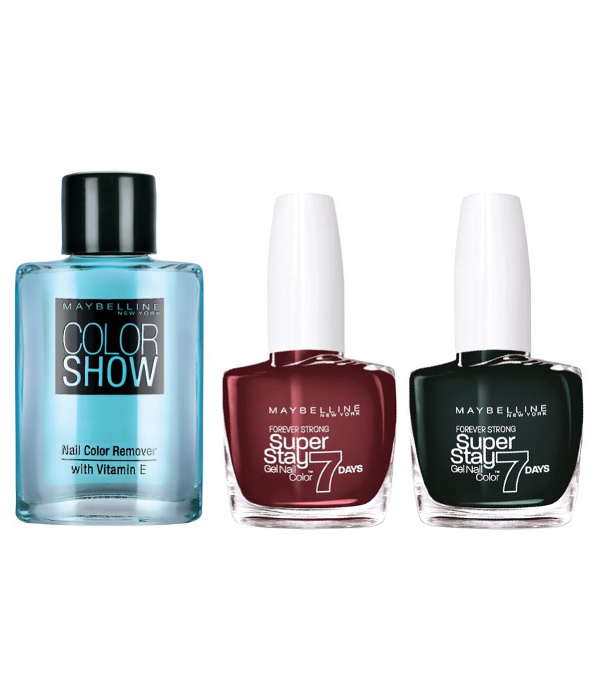 Maybelline Nail Polish Price In India - To Bend Light