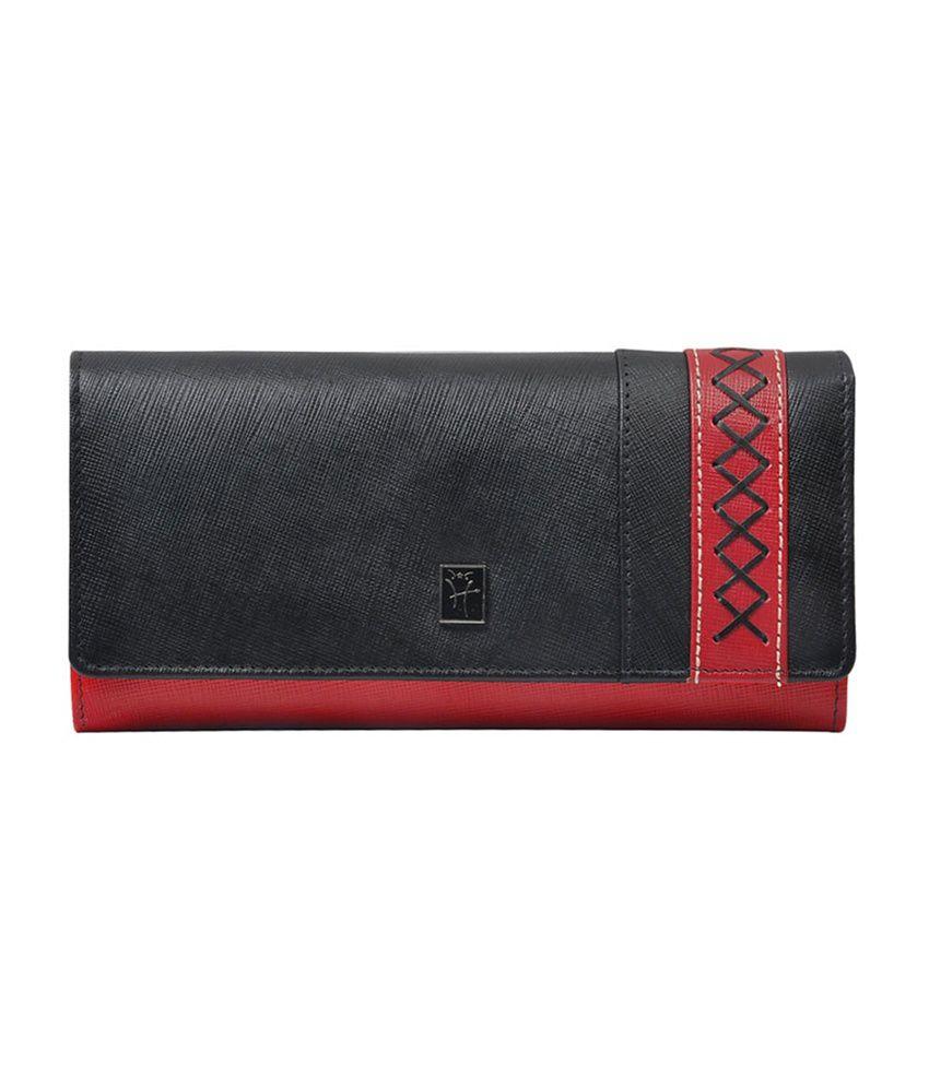 Hawai Black Wallet