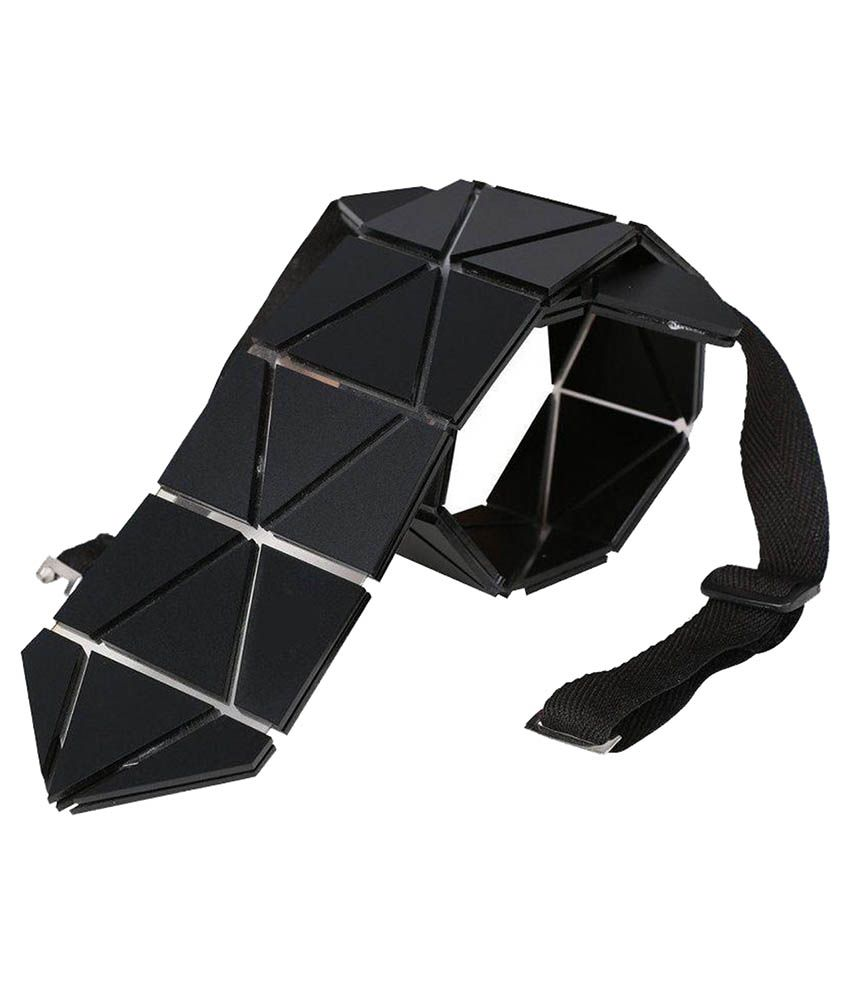 Outdazzle Black Party Necktie