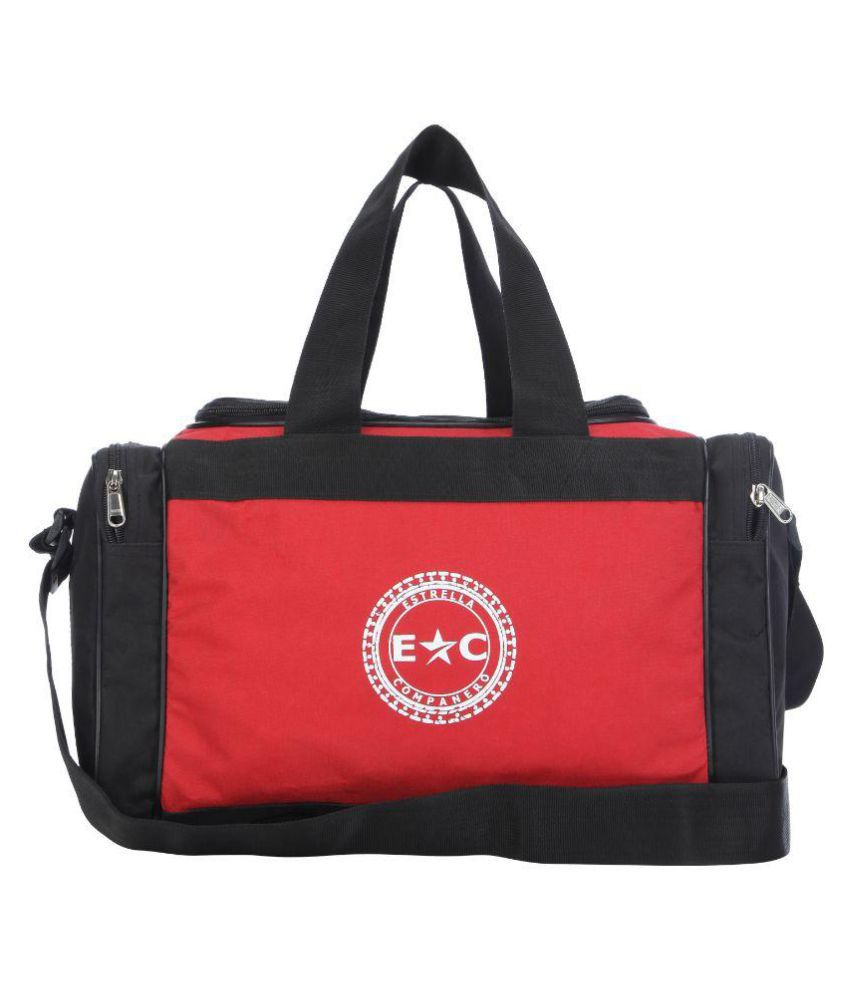 Estrella Companero Multicolor Gym Bag