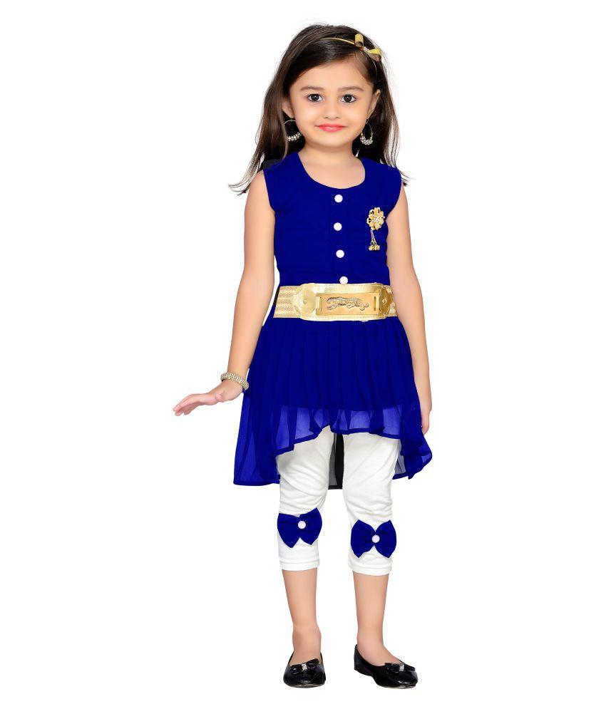 4c6fa812e7 Adiva Blue Dresses - Buy Adiva Blue Dresses Online at Low Price - Snapdeal
