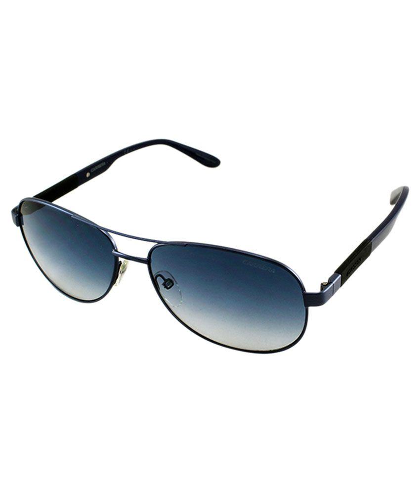 Carrera Blue Aviator Sunglasses ( )