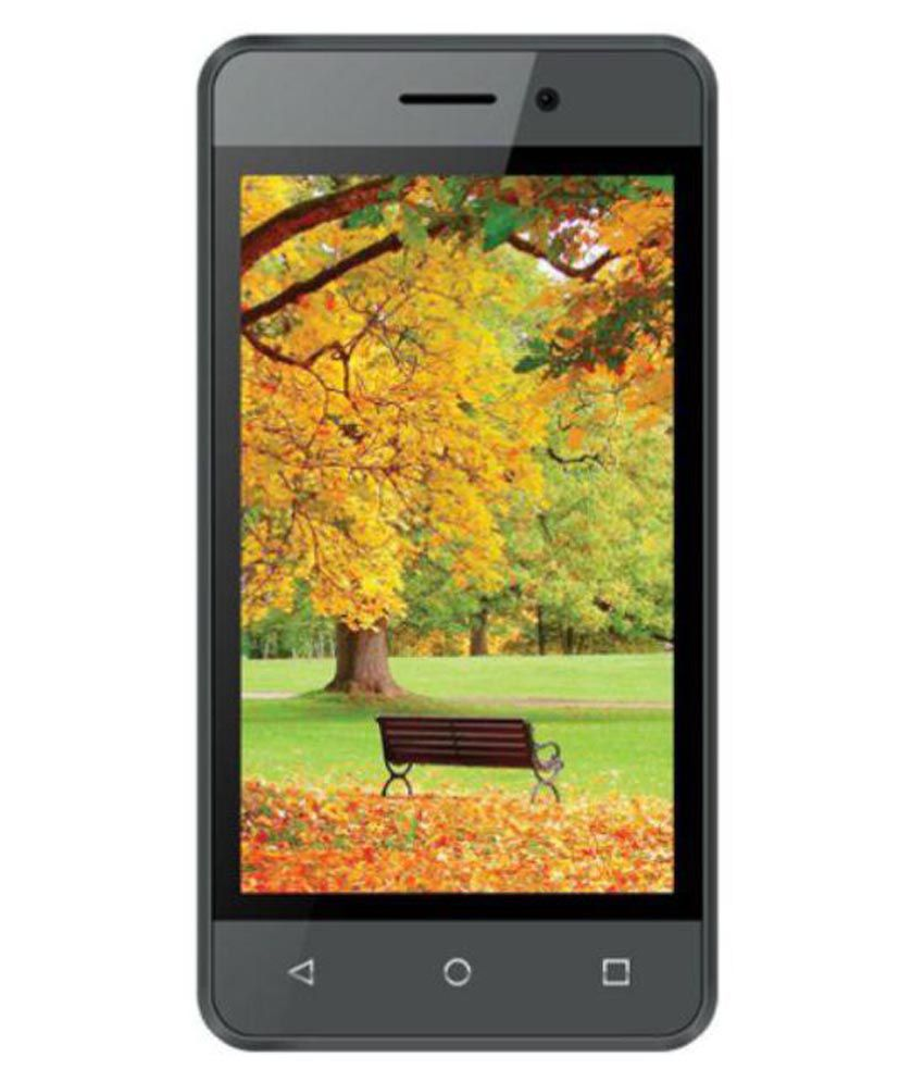 Intex Aqua 4G Strong 8GB Gray