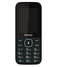 Peace P8  Black