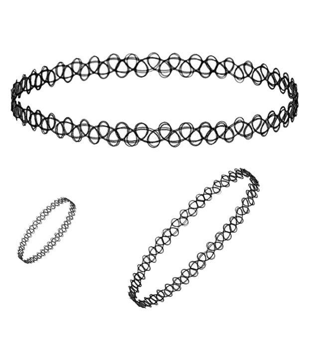 keepkart Black Bracelet