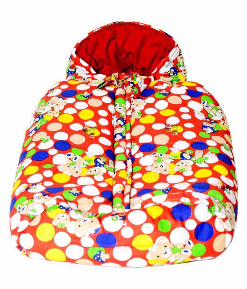 Keuzi Multicolor Cotton Sleeping Bag