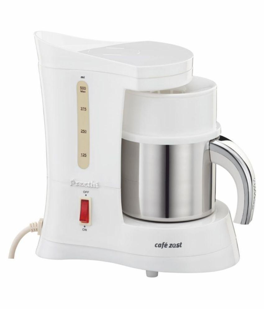 Preethi CG212 450W Coffee Maker