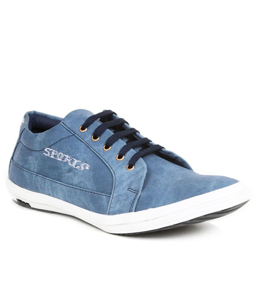 Aadi Blue Sneaker Shoes