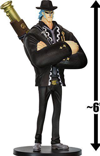 "193b84de874 Franky ~6"" Figure: Super One Piece Styling Figure - Suit & Dress Style  #1 (Japanese Import)"