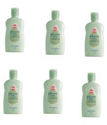 Johnson's Baby Massage Oil - Pack Of 6