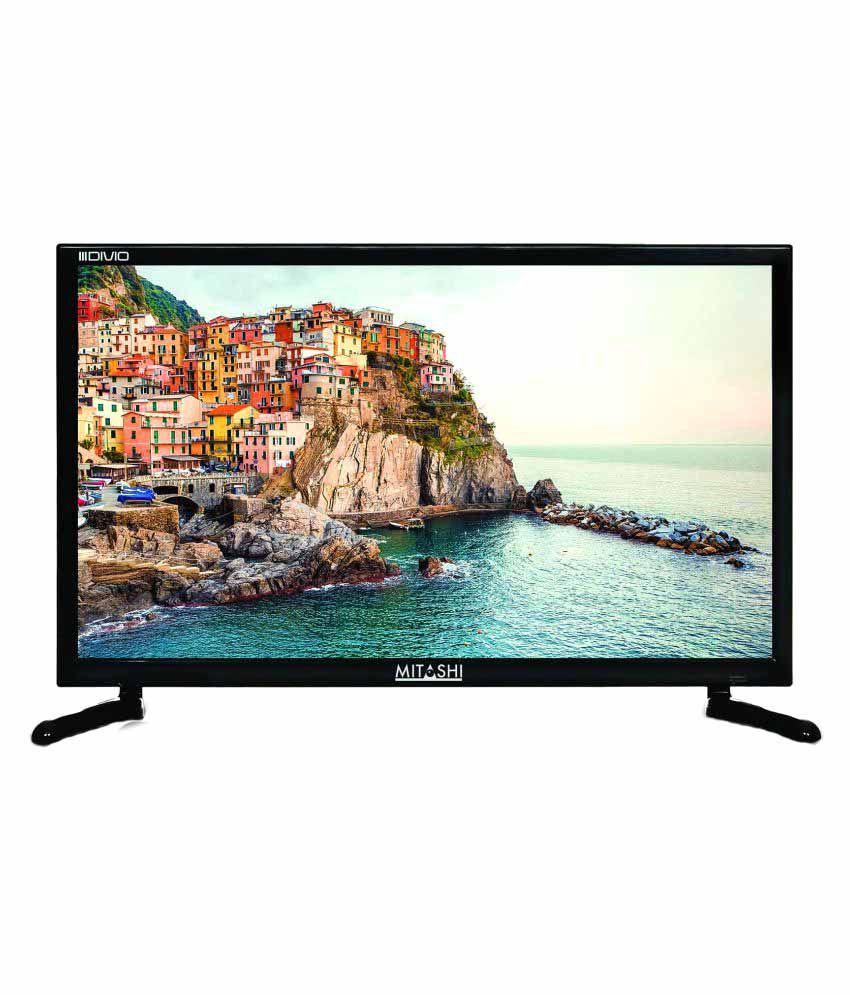 Mitashi MiDE024v24i 60 cm ( 24 ) HD Ready (HDR) LED Television