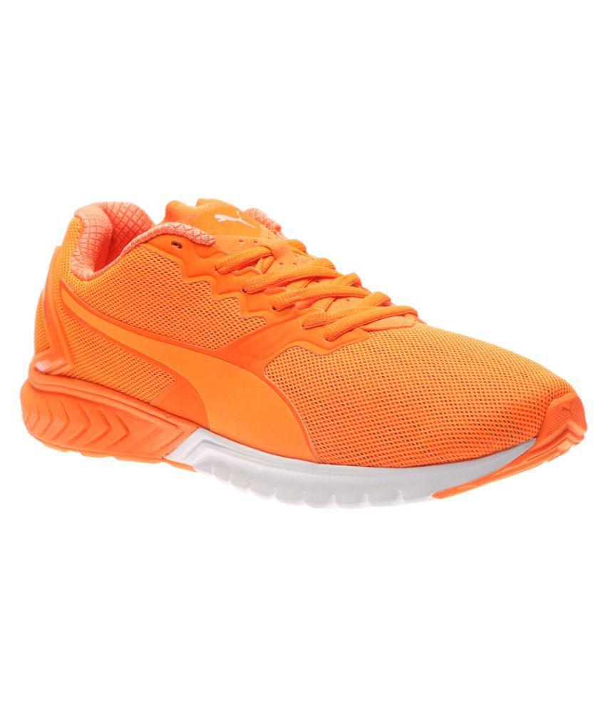 Puma IGNITE Dual NIGHTCAT Orange Running Shoes - Buy Puma IGNITE Dual  NIGHTCAT Orange Running Shoes Online at Best Prices in India on Snapdeal c9c844ef2619