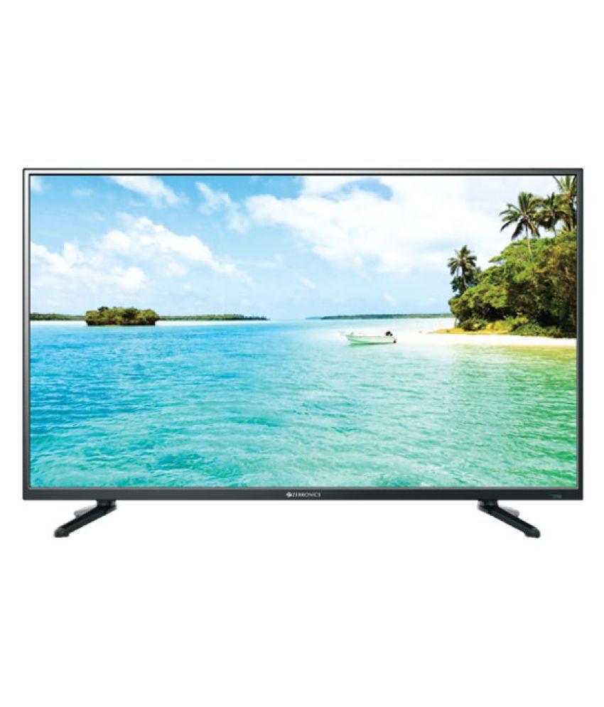 ZEBRONICS 3205 32 Inches HD Ready LED TV