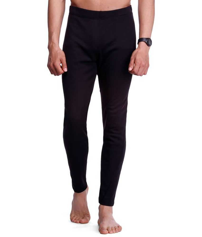 WEDZE Simple Warm Men's Skiing Base Layer Trousers