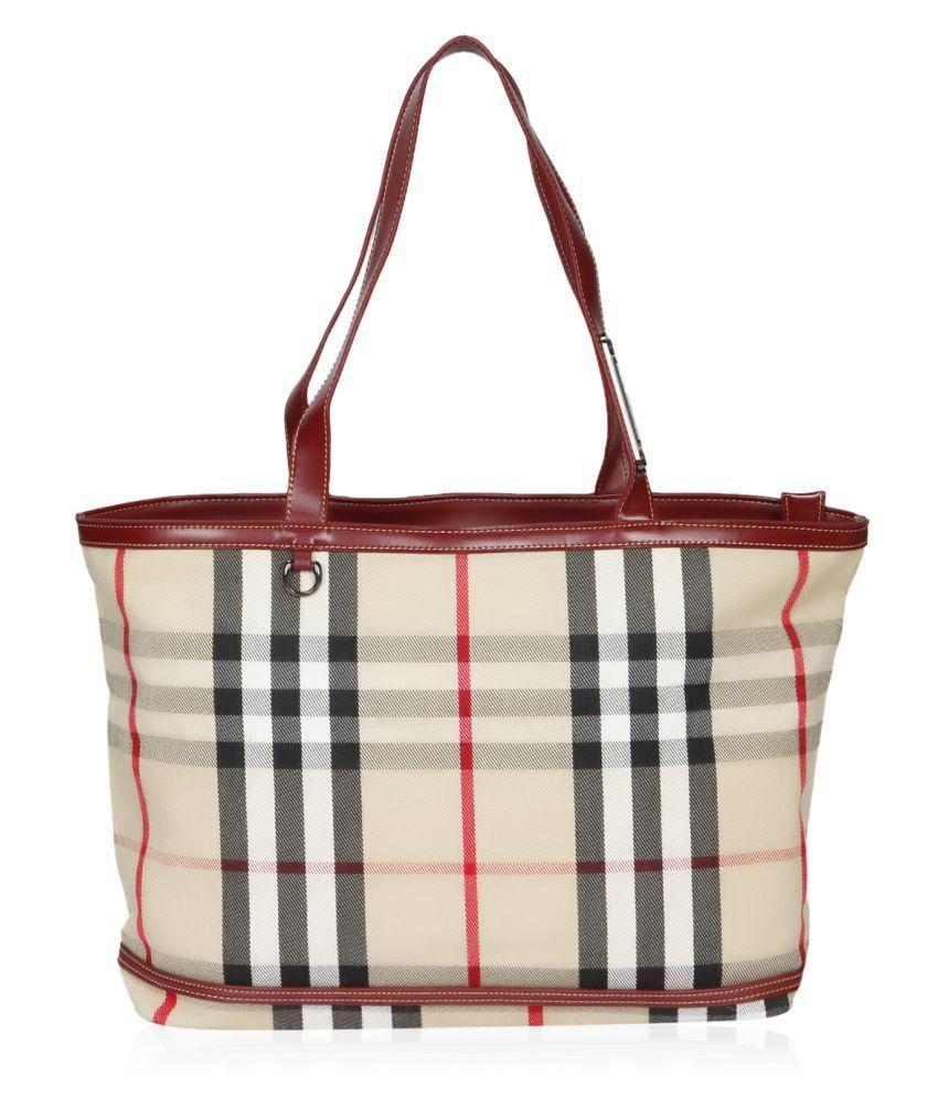 Bagkok Multi Fabric Tote Bag