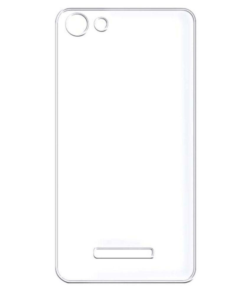 super popular d5237 3a19b Gionee S Plus Cover by Yora - Transparent