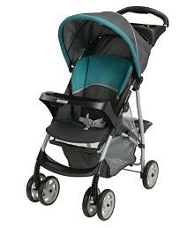 Graco Literider Classic Connect Stroller-Dragonfly