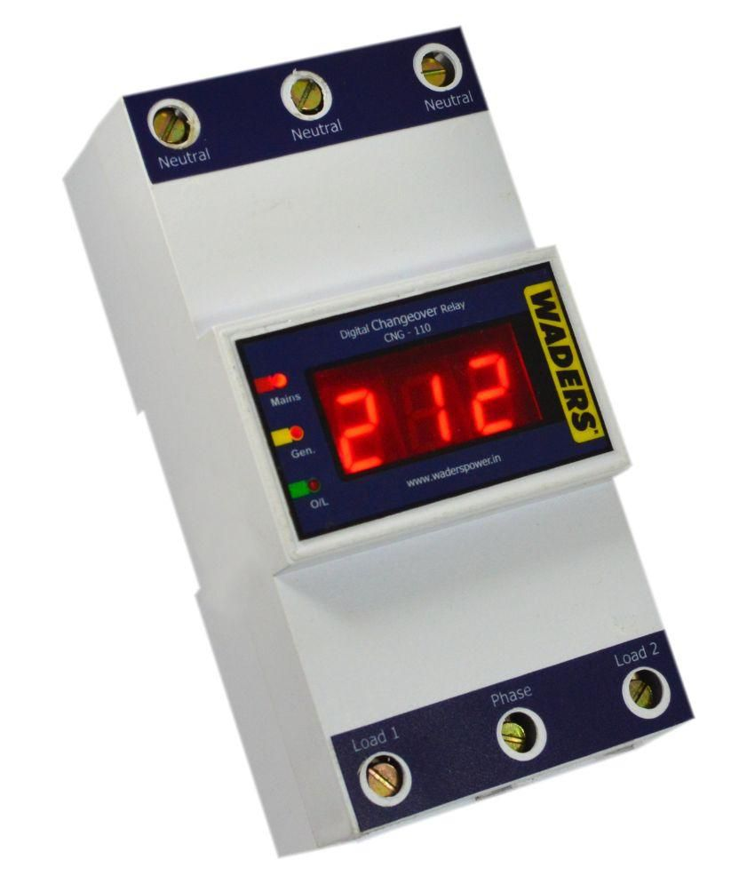 Buy Waders Automatic Changeover With Current Limiter Accl Online At Relay Price