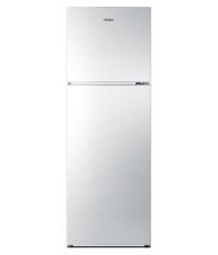 Haier 247 Ltr 3 Star HRF 2674PSG-R Double Door Refrigerator - Silver Glass