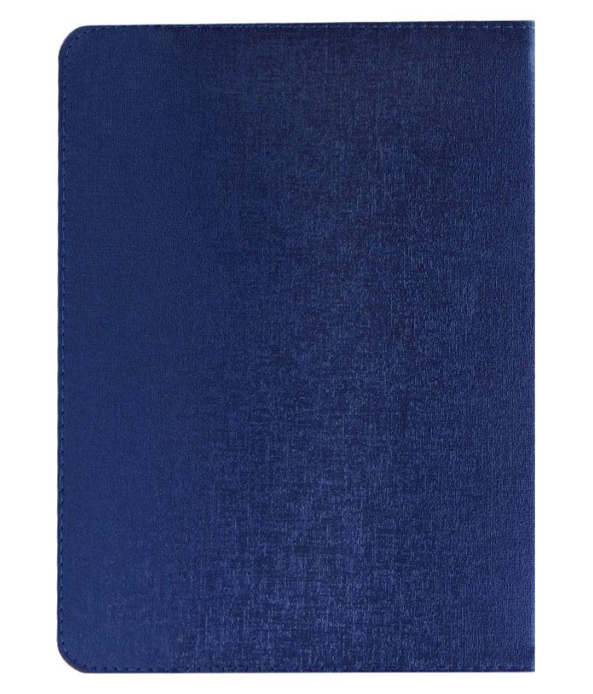 Iball Slide Q45 Flip Cover By ACM Blue