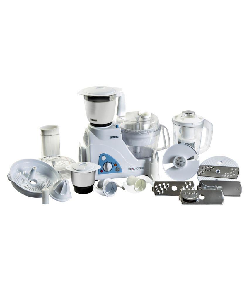 Usha FP 2663 600 W Food Processor