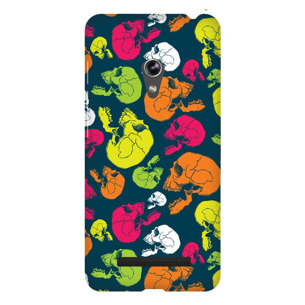 Asus Zenfone 5 Printed Cover By Armourshield