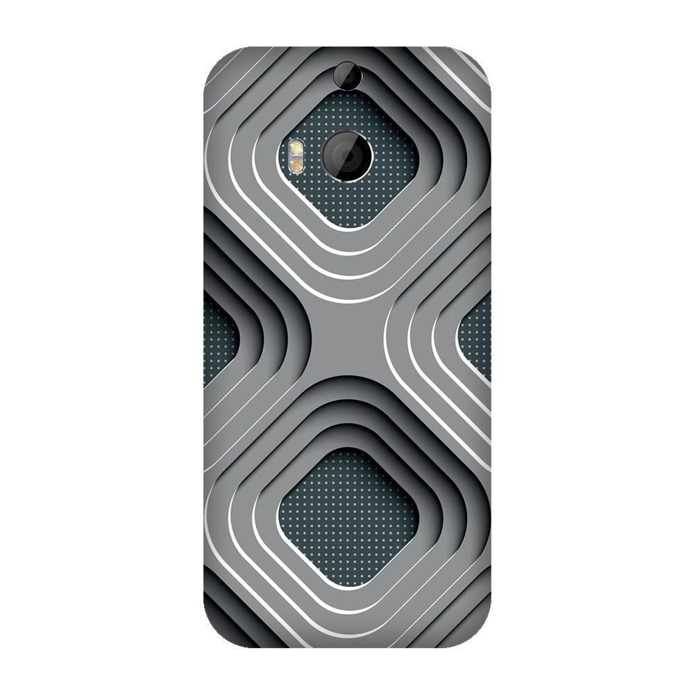 HTC One M8 Printed Cover By Armourshield