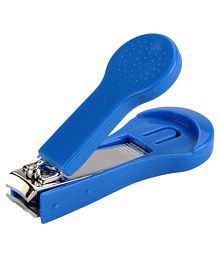 Mee Mee Blue Baby Nail Cutter