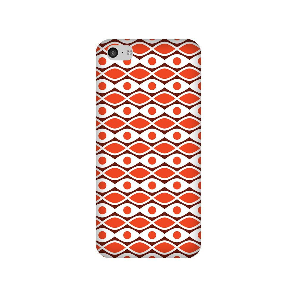 Apple iPhone 5C Printed Cover By Armourshield
