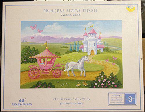 princess floor puzzle 48 pieces 24x36 inches
