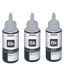 Epson Black Ink Pack of 3