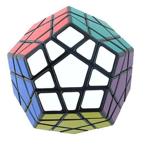 Shengshou Megaminx Magic Rubik Cube Speed Cube Puzzle ...