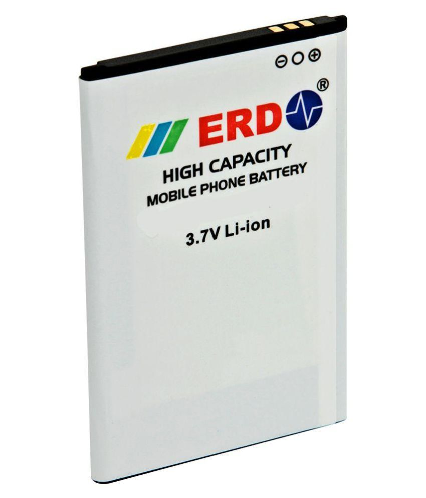 ERD 1400mAh Battery (For Intex Cloud Z6)