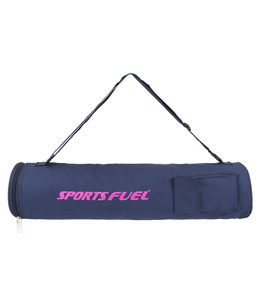 Sports Fuel Yoga Mat Cover - Pink