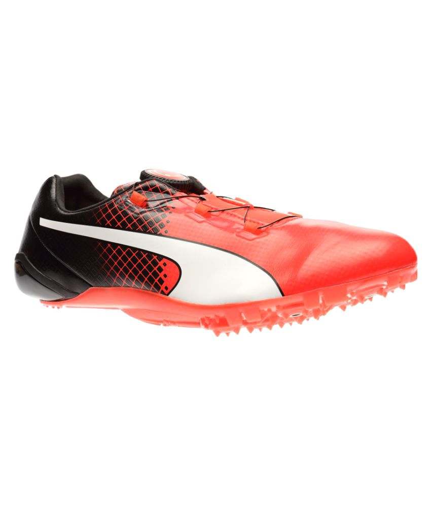 Fino a interruttore Collettore  Puma Bolt evoSPEED DISC TRICKS Multi Color Running Shoes - Buy Puma Bolt  evoSPEED DISC TRICKS Multi Color Running Shoes Online at Best Prices in  India on Snapdeal