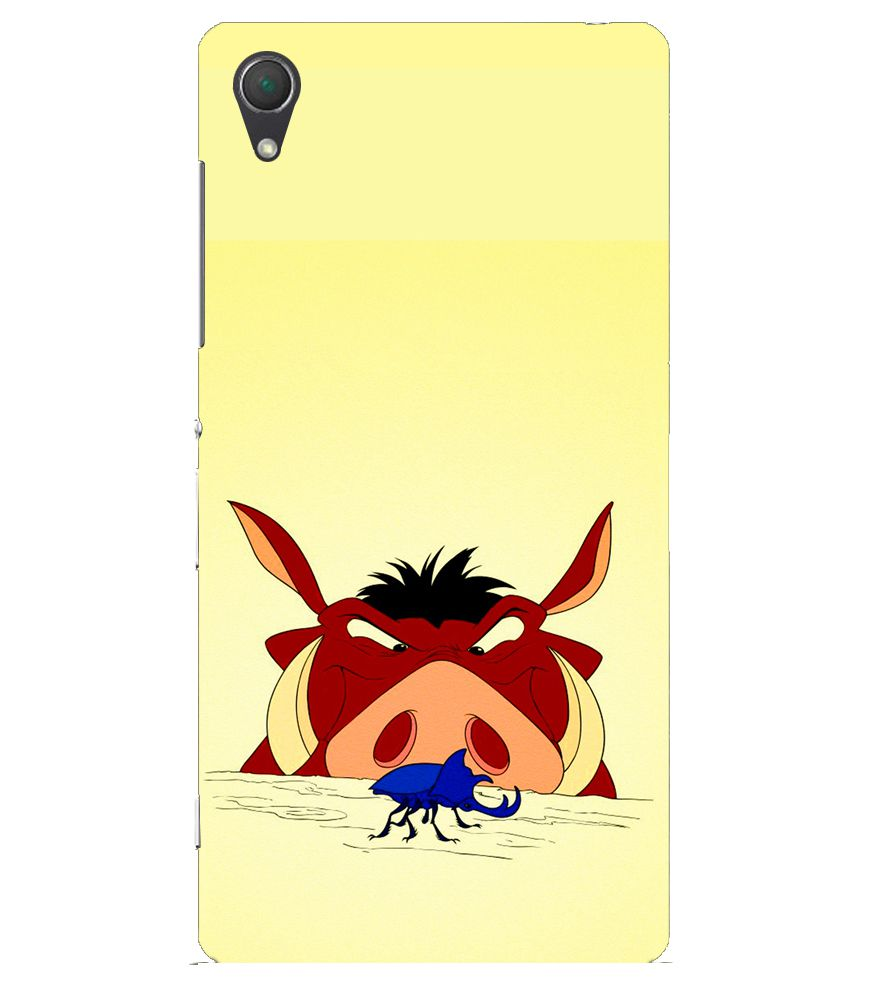 Sony Xperia Z1 Printed Cover By Kosher Traders